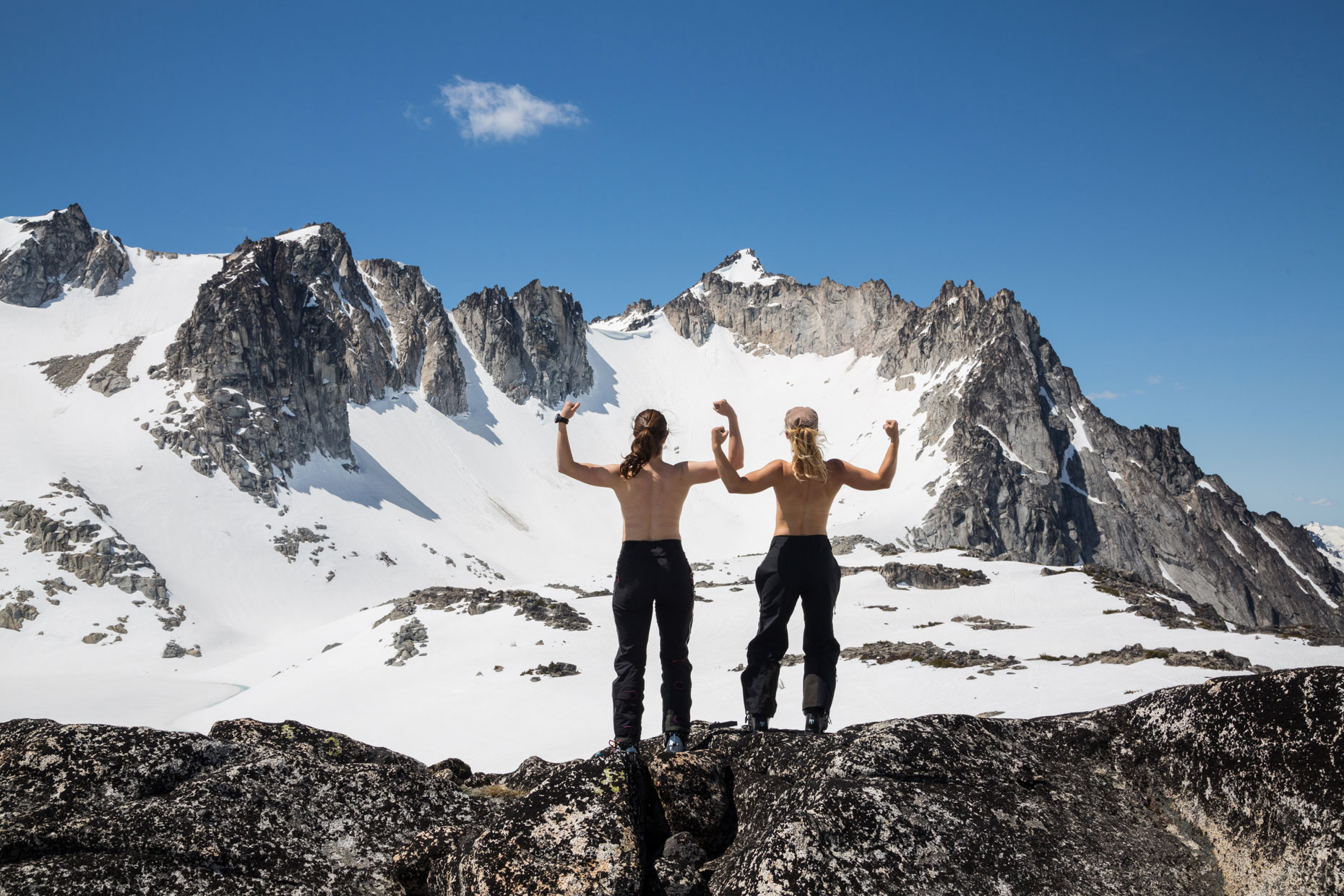 Enchantments Mountain Babes