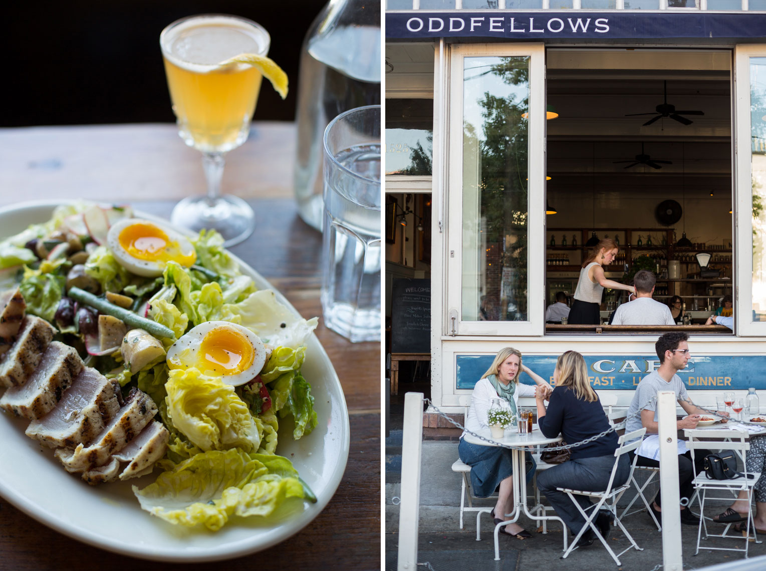 Oddfellows Restaurant