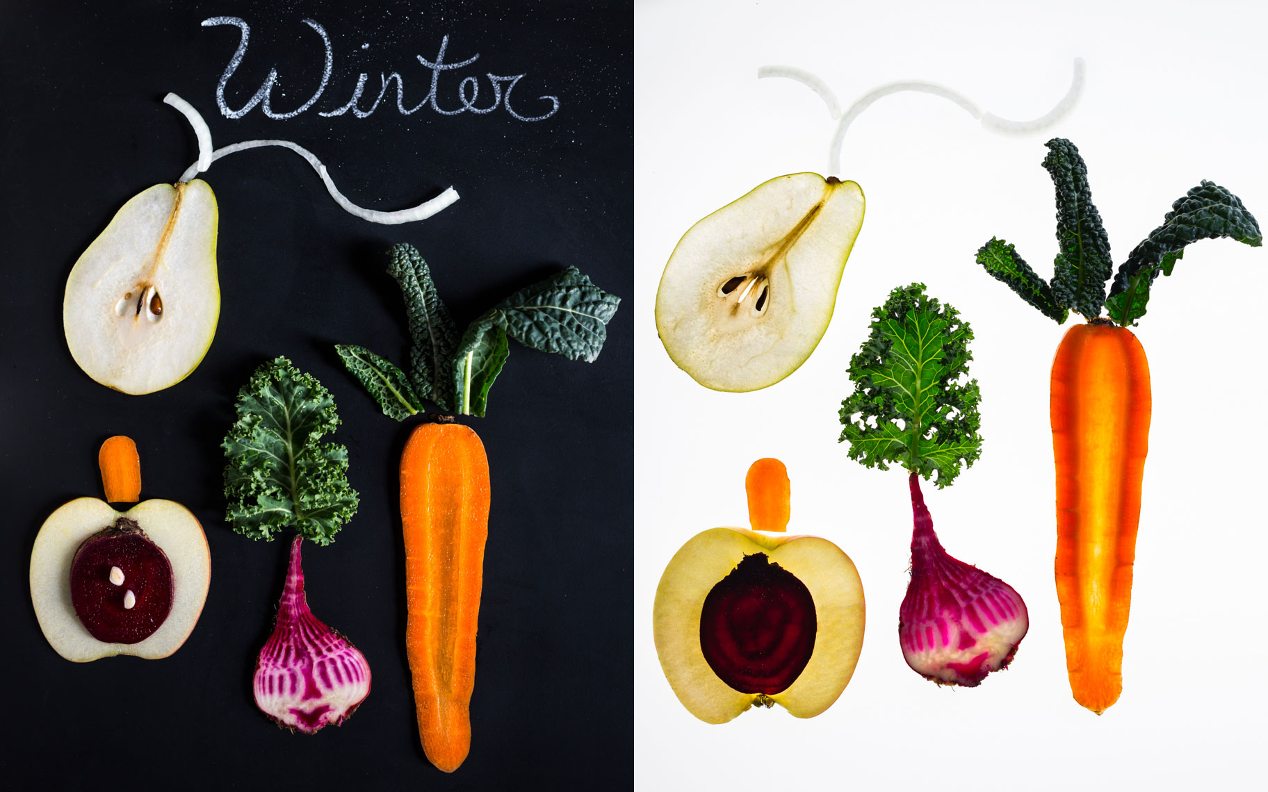 winter veggies